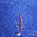 Gone Sailing by Edmund Nagele