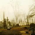 Gothic Autumn Morning by Gothicrow Images