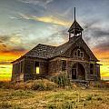 Govan Schoolhouse by Michael Gass