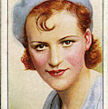 Gracie Fields  English Singer by Mary Evans Picture Library