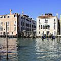 Grand Canal Venice by Julia Gavin