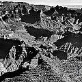 Grand Canyon Navajo Point Panorama At Sunrise  by Bob and Nadine Johnston