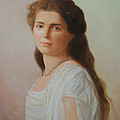 Grand Duchess Maria Nikolaevna Of Russia by George Alexander