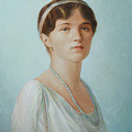 Grand Duchess Olga Nikolaevna Of Russia by George Alexander