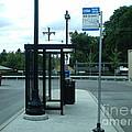 Grand/nordica Cta Bus Terminal by Alfie Martin