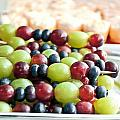 Grapes by Tom Gowanlock