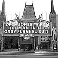 Grauman's Chinese Theater by Underwood Archives