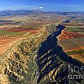 Great Canyon River Gor In Spain by Guido Montanes Castillo