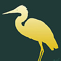 Great Egret 3 by The Art of Marsha Charlebois
