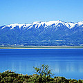 Great Salt Lake by Bob Pardue