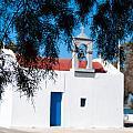 Greek Chapel by Frank Gaertner