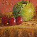 Green Apple by Nancy Stutes