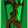 Green Deck 9  by Zac AlleyWalker Lowing