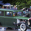 Green Limo by Jack R Perry