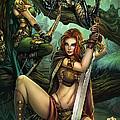 Grimm Fairy Tales Presents Black Diamond Exclusives by Zenescope Entertainment