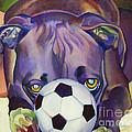 Guard Dog by Adele Castillo