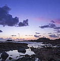 Guernsey Sunset by Chris Smith