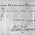 Hamilton: Appointment, 1777 by Granger