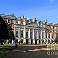 Hampton Court Palace England by Julia Gavin