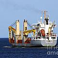 Han Xin Ship by Lori Tordsen