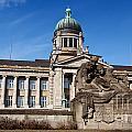 Hanseatic Supreme Court Of Hamburg by Jannis Werner