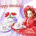 Happy Birthday by Irina Sztukowski