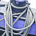 Harbour Rope by Tom Gowanlock