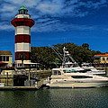 A Lazy Harbour Town Afternoon by Dale Kauzlaric