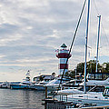 Harbourtown Harbor by Thomas Marchessault