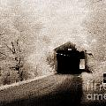 Harshaville Covered Bridge 35-01-02 by Robert Gardner