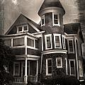 Haunted House by Gregory Dyer