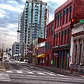 Street Photography Nashville Tn by Lesa Fine
