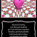Heart And Love Design 16 With Bible Quote by Rose Santuci-Sofranko