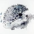 Hedgehog by Krista Bros