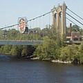 Hennepin Bridge by Alfie Martin