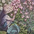 Her Garden 2 by Gary M Long