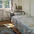Heritage Cottage Museum On Bowen Island by Carol Ailles