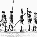 Hessian Soldiers by Granger