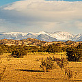 High Desert Plains Landscape by Panoramic Images