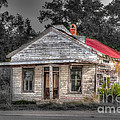 Sc Highway 17 Shack by Dale Powell
