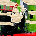 Hillary Clinton by Marvin Blaine