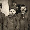Hine Breaker Boys, 1911 by Granger