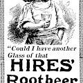 Hires' Root Beer Ad, 1895 by Granger