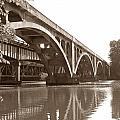 Historic Wil-cox Bridge by Matt Taylor