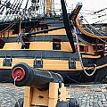 Hms Victory by Graham Custance