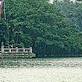 Hoan Kiem Lake II by Chuck Kuhn