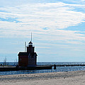 Holland Lighthouse by Linda Kerkau