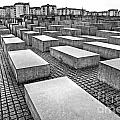 Holocaust Memorial - Berlin by Luciano Mortula