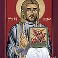 Holy New Martyr Nestor Savchuk 069 by William Hart McNichols