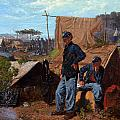 Home Sweet Home by Winslow Homer